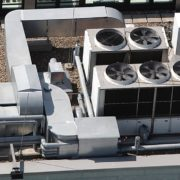 commercial HVAC roof top