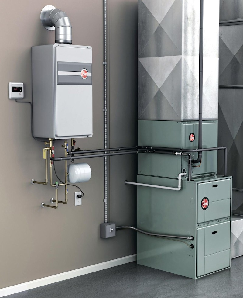 Tankless Water Heater Toronto Water Heaters Hot