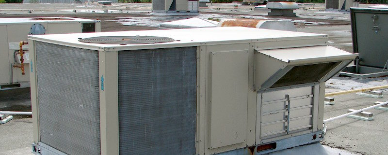 Commercial Central Air Conditioning