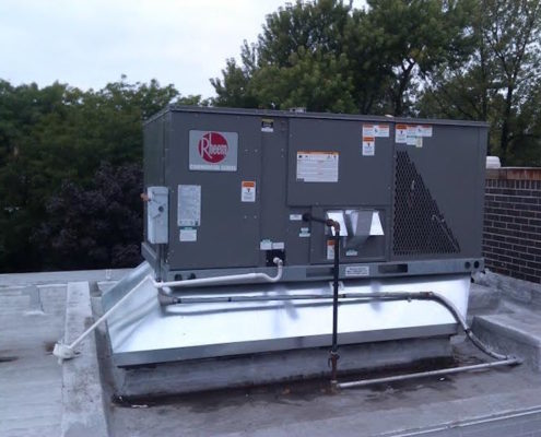 Commercial Central Air Conditioning Repair